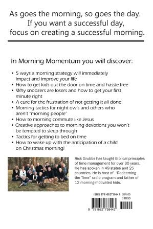 Morning Momentum Book Description